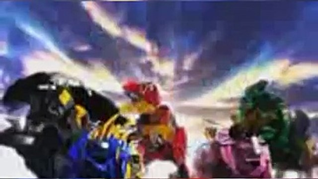 Power Rangers Dino Charge Dublado parte 1 Episodio 2