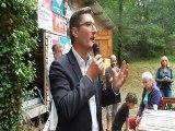Discours d'Olivier Dartigolles à la fête de Pradeloup le 23/08/20 parti 2