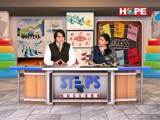 "Program # 08 (Part - 2) - ""Managing Stress at Work"" - Hope TV"