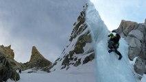 Goulotte Bodin Afanassieff Mont-Blanc du Tacul Chamonix Mont-Blanc alpinisme