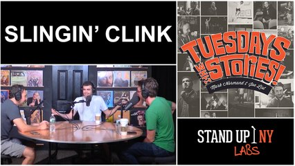 Tuesdays – Slingin' Clink