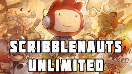 Scribblenauts Ulimited - #6 L'Epicità!