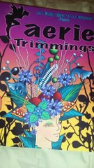 BOOK REVIEW:  Faerie Trimmings by J.A. Early Riser and T.J. Crayons