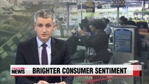 Consumer sentiment picks up following end of MERS outbreak