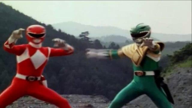 Power Rangers Dino Thunder - Episode 40 (Return of a Ranger)