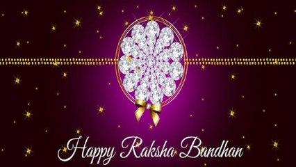Rakhi Ki Dor ! Happy Raksha Bandhan (Rakhi) Greetings, Whatsapp Video from Sister to brother