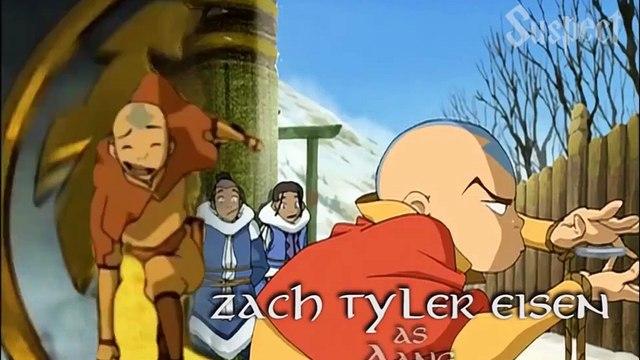 Avatar: The Last Airbender (Power Rangers: Ninja Storm Style!)