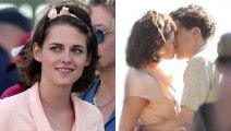 Kristen Stewart Kisses Jesse Eisenberg On The Set of New Woody Allen Movie