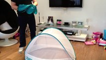 Cover Me - Baby Safety Dome, keeping your baby safe from pets and older kids