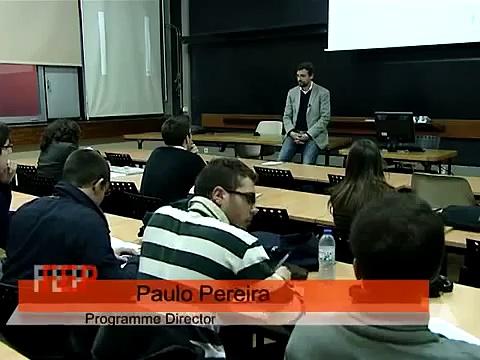 Online finance masters degree FEP, University of Porto  Presentation