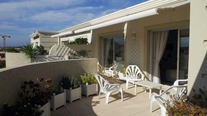 A VENDRE appartement à Canet-Plage 66140 - dernier étage - 155 m²