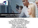 Best Six Months and Six Weeks Industrial Training in Chandigarh and Mohali