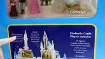 New Disney Cinderella Castle Magic Kingdom Miniature replica Disneyland Walt Disney Fairytale Charac