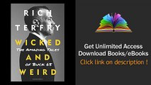 Wicked and Weird The Amazing Tales of Buck 65 PDF