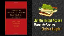 A Guide to Forensic Accounting Investigation PDF