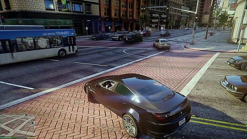 Grand Theft Auto V Toddyhancer test (WIP)
