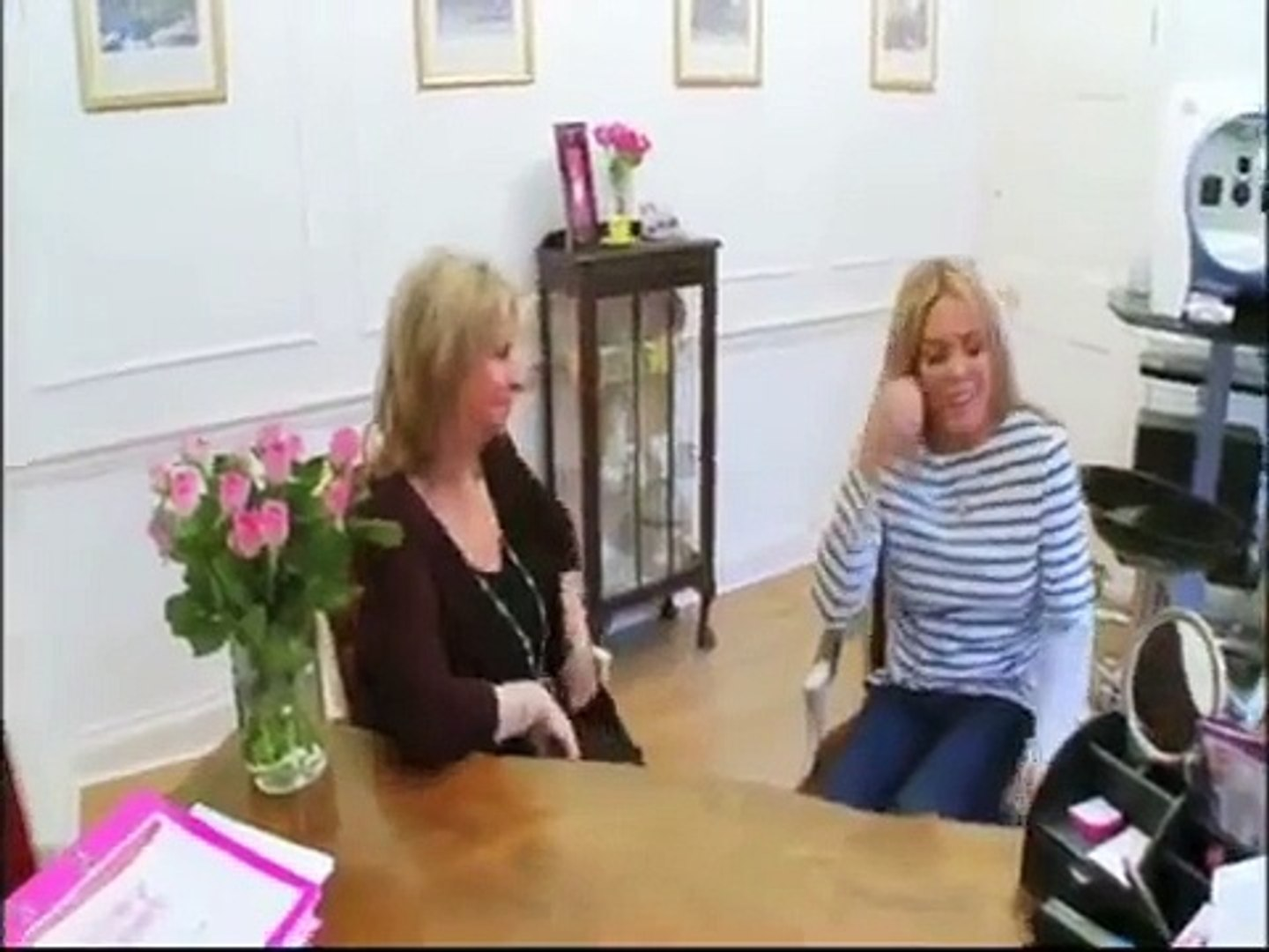 Stitch Me Lift Me Tuck Me Episode 3 Patsy Kensit Visits The Harley Street Skin Clinic