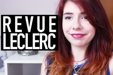REVUE LECLERC  | Because Cats