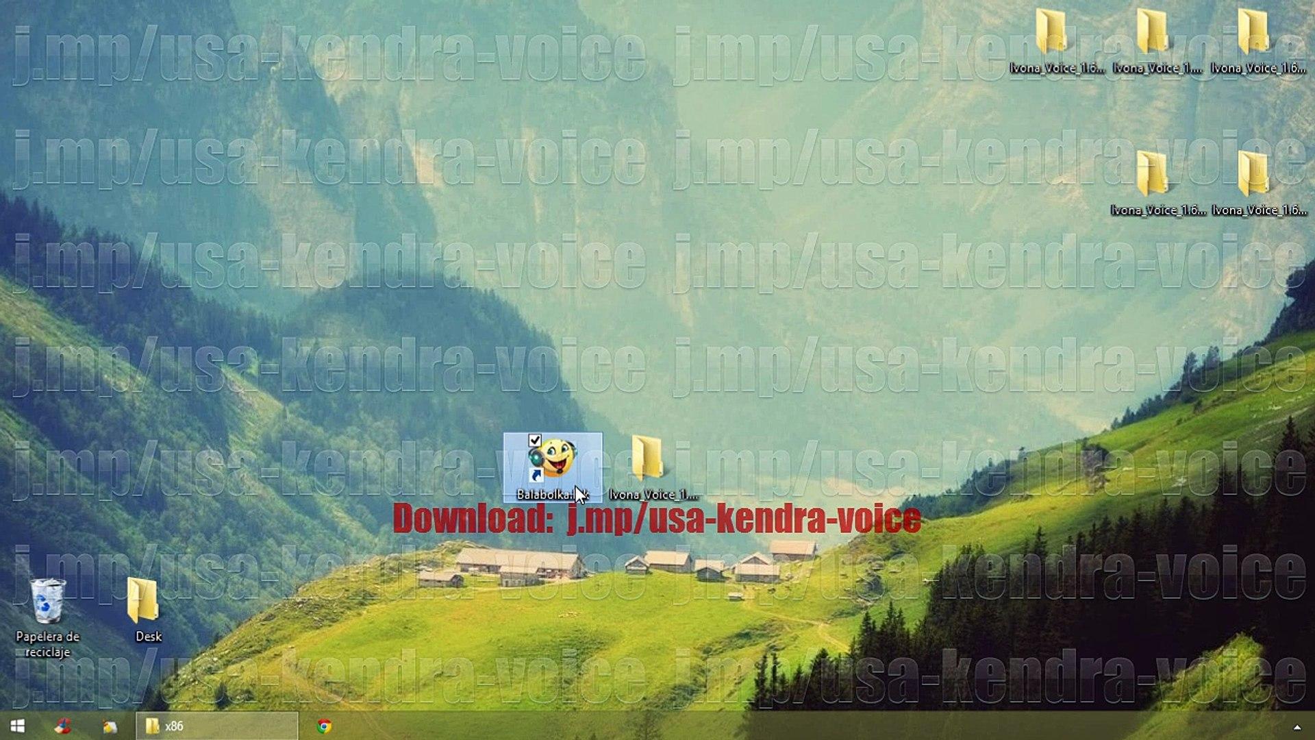 IVONA TEXT TO SPEECH ★ KENDRA VOICE DOWNLOAD ★ IVONA 1 6 TTS VOICES (US  English)