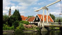 Edam Old Town Walkabout, North Holland Netherlands