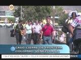 ¿Cuál es la situación tras el cierre de la frontera colombo-venezolana?