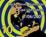 Los 10 mejores goles de Riquelme en Boca