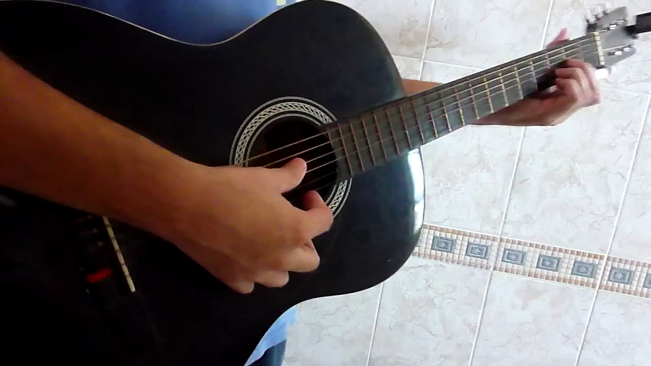 Guitar Pro 5 Theme Song Acustic Guitar