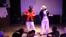 What is Soul Dance? Watch as two Japanese soul dancers make a perfect Soul Train impression