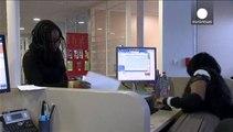 El paro baja en Francia por primera vez en seis meses, aunque limitado a 1.900 personas