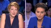 ONPC -  Invitée politique, Najat Vallaud-Belkacem (PS) : Ministre des droits des femmes Polony/Caron