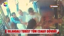 Un touriste irlandais créé une émeute et se bat contre des Turcs (Turquie)