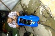 máy rửa xe mini, máy rửa xe cao áp, máy phun rửa xe cao áp