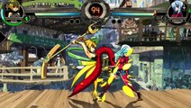 Skullgirls 2nd Encore Fight #3 - A Fighter's Fighting Fight