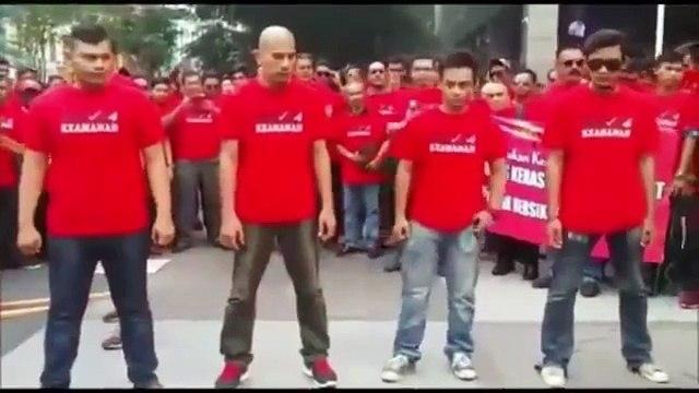 Parodi Power Rangers, Kumpulan Anti Bersih 4.0