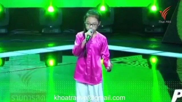 Phương Mỹ Chi bất ngờ xuất hiện trên kênh truyền hình Thái Lan ► Giải Trí Channel