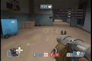Orange Box Team Fortress 2 Ranked Xbox Live Xbox 360 Match 5 Commentary Review: Part 51