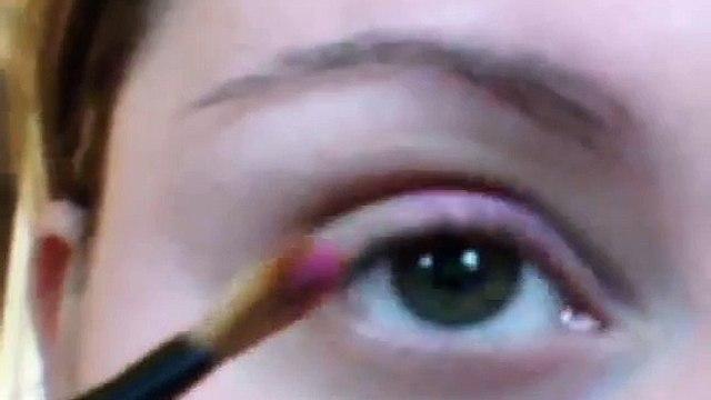 Maquillage Rose Violet Tuto