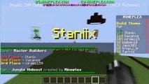 Minecraft: Builders | Speed Up Gameplay | Mineplex server