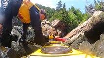 Descente en kayak de la rivière Saguenay 2012