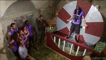 Fort Boyard 2015 : Marc-Antoine Le Bret dans le Moulin à eau (émission du 14 août 2015)