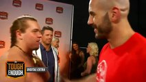 Behind the scenes at the Tough Enough finale WWE Tough Enough Digital Extra, August 25, 2015 WWE On Fantastic Videos