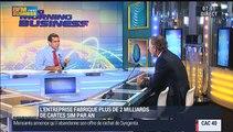 """""""Les cartes SIM ne représentent même plus qu'un quart de notre chiffre d'affaires !"""": Olivier Piou - 27/08"""