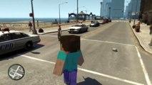 GTA 4: Return Of The Hulk! - (GTA Hulk Mod Funny Moments) - video