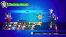 DragonBall Xenoverse Battles: Sidar Vegito SSJ4 Gogeta VS Beerus Whis SSG Goku