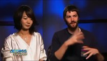 Doona Bae & Jim Sturgess Access Hollywood Interview #1