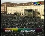 Marco Travaglio al V2-day di Torino - 1° Parte