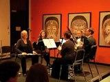 Ravel, Le Tombeau de Couperin - Lieurance Woodwind Quintet at the Ulrich Museum of Art