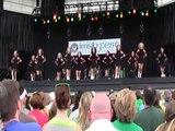 Trinity Irish Dancers Celtic Tiger, Irish Fest 2012