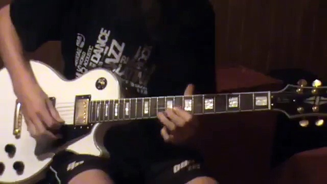 Guns N Roses – Nightrain (Guitar Cover)