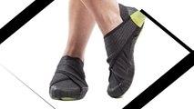 Furoshiki Shoes : des baskets qui s'enroulent autour de vos pieds !